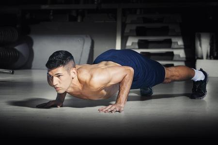 Mestring af svære kropsvægt øvelser