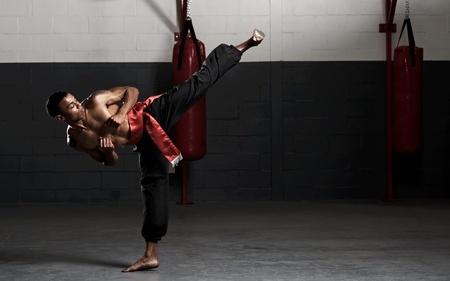 Kamptræning – Bliv bedre til at slås