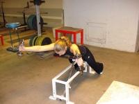 Weakpoint træning for fitness atleter