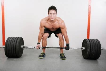 Russisk styrketræning med Kompleks sæt