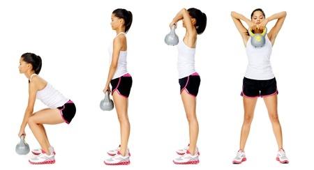 Kettlebell Træning og øvelser