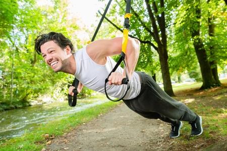 Top5 træningsredskaber der kan bruges udendørs